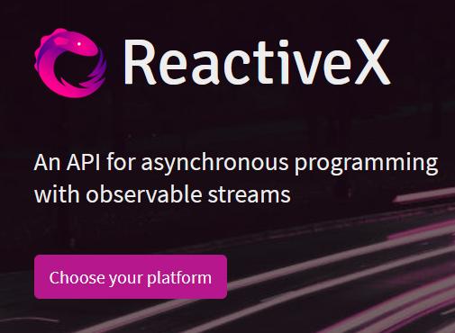 reactiveX website title